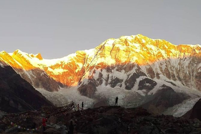 Short Annapurna Base Camp Trekking - 8 Days