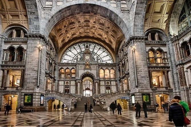 Private tour : City of Rubens Antwerp Half-Day from Brussels