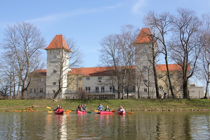 "Canoe Tour ""The Leipzig Round"""