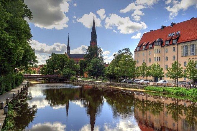 Private Uppsala & Sigtuna Half Day Tour
