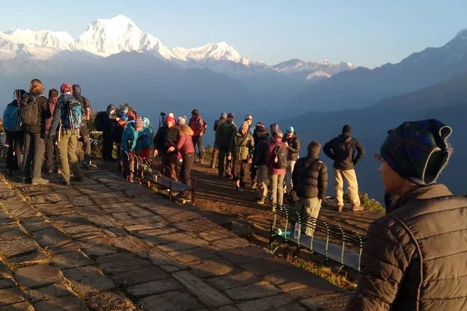 Khorpa Trek along with Poonhill