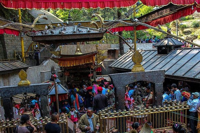 Private Tour of dreadful Kali, spiritual day trip in Kathmandu