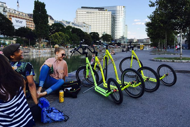 Kick Bike Tour Through Vienna with Locals photo 1