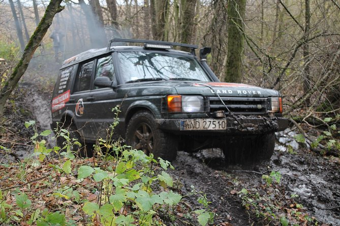 Gdansk 4x4 Extreme Ride