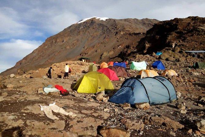 Kilimanjaro, machame route