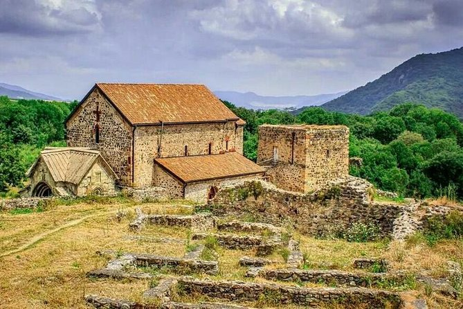 archaeological tour in Georgia (1 to 5 Persons) $ 79.00 Full Package