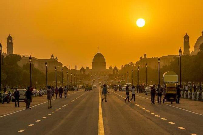 Private Day Tour Of Delhi Sightseeing By Car