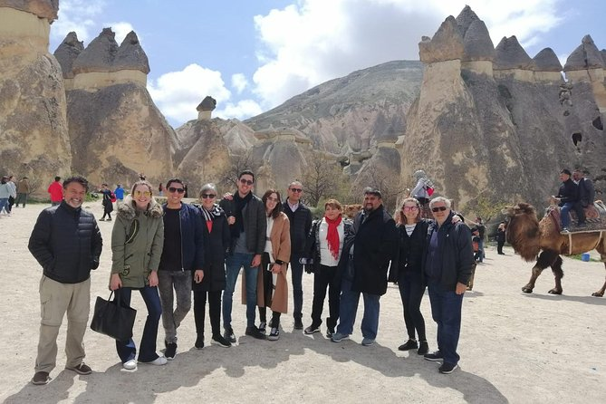 Full Day Small Group Cappadocia Tour- Goreme Museum- (inc.Lunch and Museum Fees)
