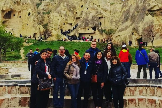 Full Day Small Group Cappadocia Tour- Goreme Museum- (inc.Lunch and Museum Fees) photo 12
