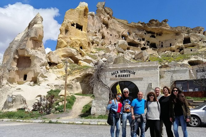 Full Day Small Group Cappadocia Tour-Underground City-(inc.Lunch and Museum Fee)