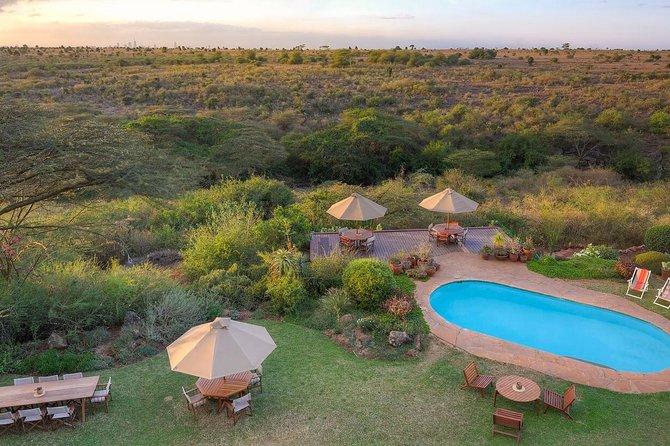 4-Day Nairobi National Park & City Safari