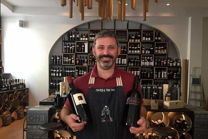 Regional wine tasting in Trieste
