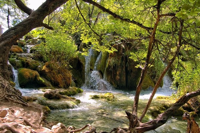 Split to Rijeka via Plitvice lakes Private tour