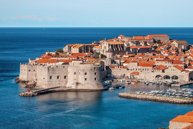 Panorama view of Dubrovnik (3x stops, Private tour)