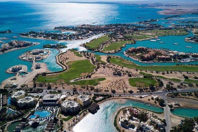 El Gouna Snorkeling Sea Trip Deluxe - Hurghada