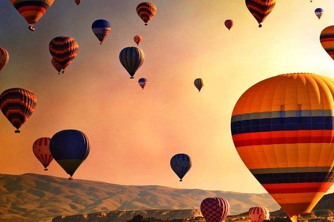 8 dias Istambul Pamukkale Éfeso Capadócia De avião - TUR1