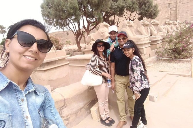 Overnight Trip to Luxor from Cairo including domestic Flight