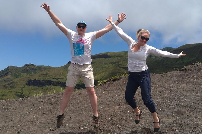 La Soufriere Volcano Hike with Fraser's Taxi and Tours