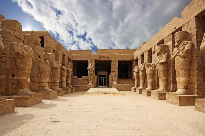 private Day Tour to west and East Banks of Luxor