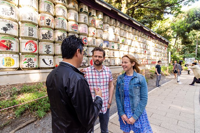 Expert Led Tour of Tokyo: Japanese Aesthetics & Architecture