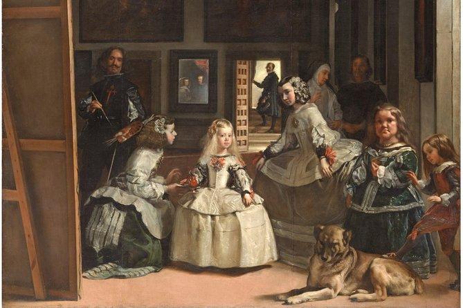 Madrid 2-h Masterpieces Prado Museum tour private