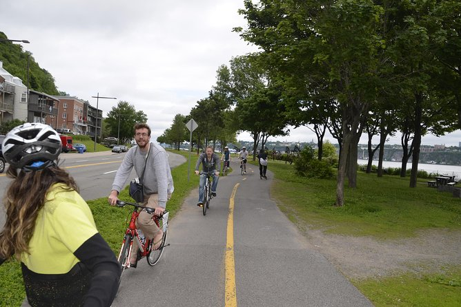 Electric Bike Tour of Quebec City photo 7