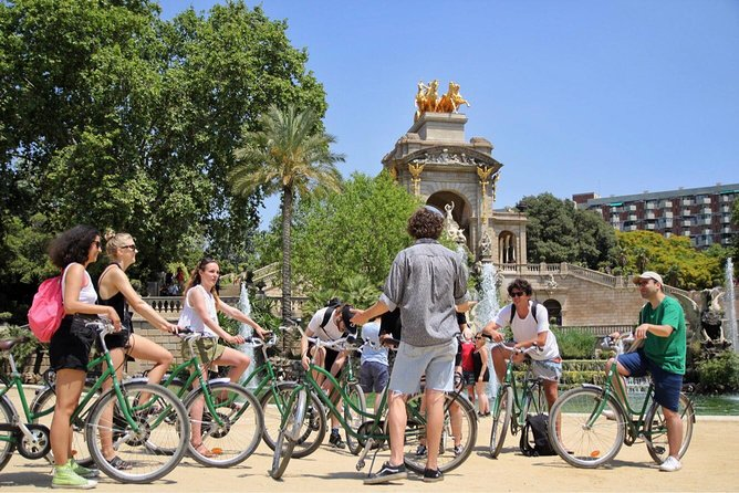 Barcelona Bike Tour | Pedal Your Way Into History