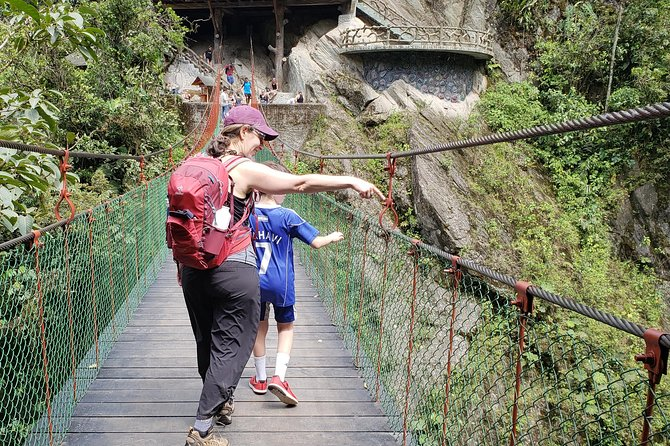 Baños Private Guided 4-day tour from Cuenca