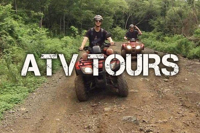 ATV Extreme Adventure & Open bar Beach day by la chilangaloense