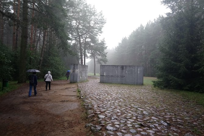 Private tour: Treblinka camp from Warsaw