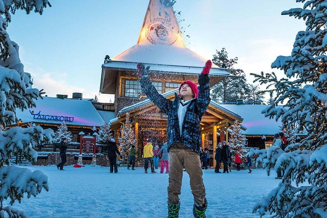 Private Full-Day Trip to Santa Claus Village from Levi photo 4