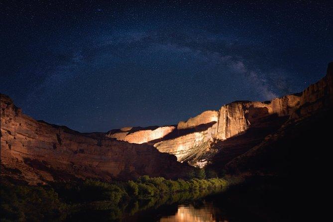 Milky Way over the Colorado River