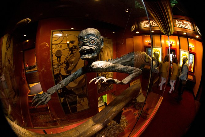 Skip the Line: Ripley's Believe It or Not! General Admission Ticket