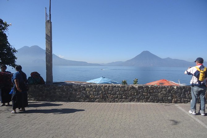 Lake Atitlan Boat tour from Puerto Quetzal
