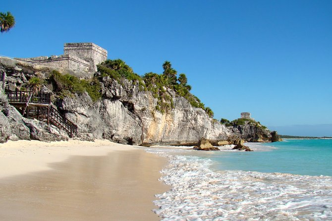 Tulum Snorkel In A Reef and Cenote From Playa Del Carmen