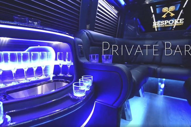 Private Luxury Mercedes Benz Limo from San Juan Airport to Hotels