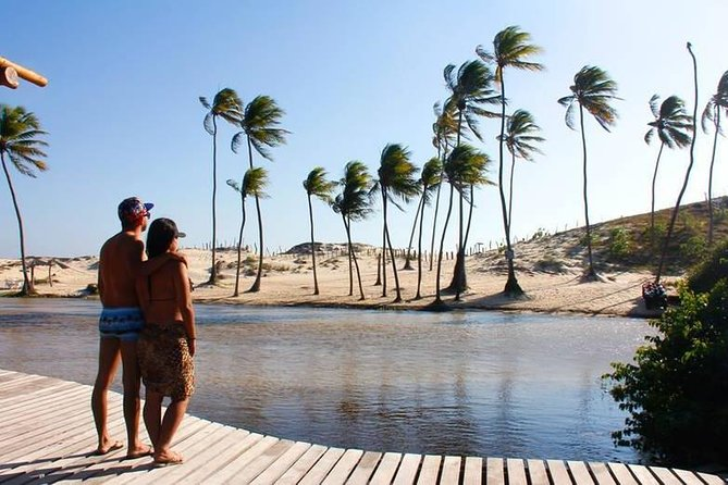 Beach and EcoPark Punaú tour pick up in Natal