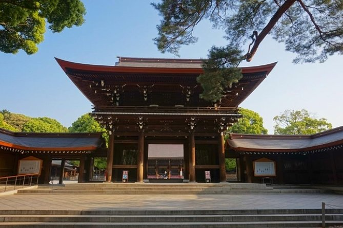 Tokyo Private Tour to Learn History and Shinto photo 8