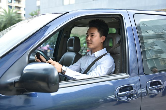 Private Transfer: Hotel to Shanghai Wusongkou Cruise Terminal (Baoshan Port)