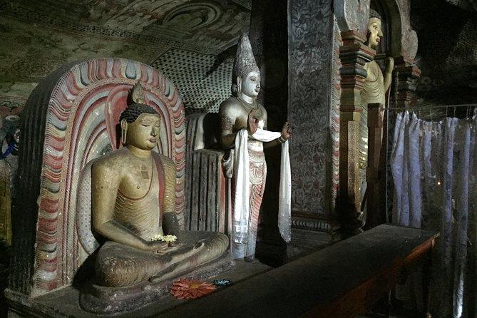 Day trip to Sigiriya & Dambulla - All Inclusive Tour