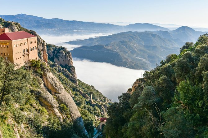 Barcelona and Montserrat: small-group, skip-the-lines, pickup from hotel or port