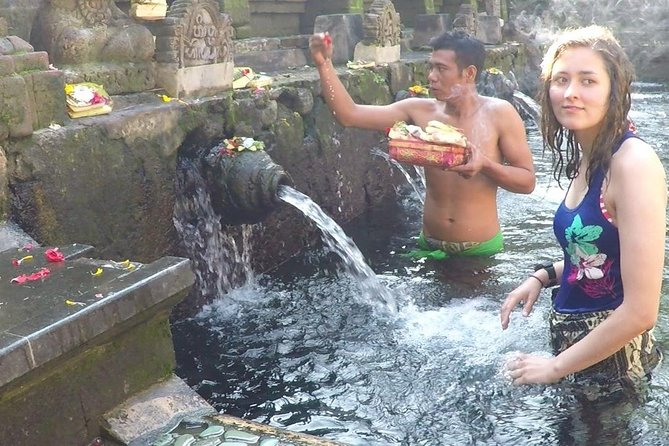 A day in the life of a Balinese lady