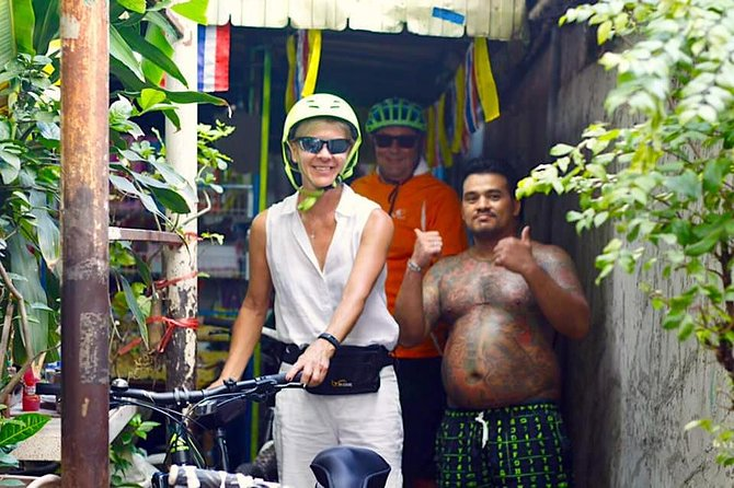Bangkok Local Bike Tour