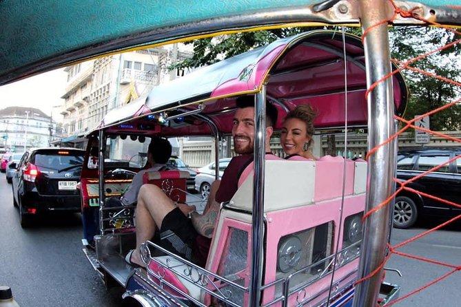 Bangkok Tuk Tuk & Street Food Tour