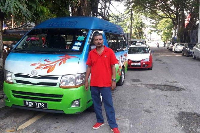 Singapore to Kuala Lumpur Transfer (Private-One Way)