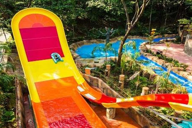 Skip the Line: Sunway Lagoon Theme Park Ticket