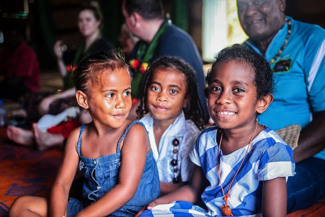 The Authentic Fijian Cultural Experience - Tau Village Tour