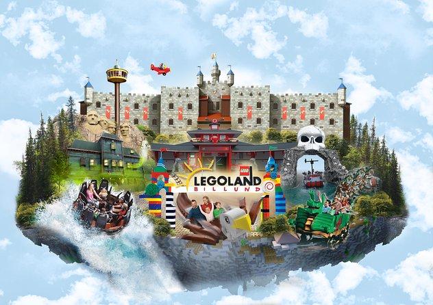 Skip the Line: LEGOLAND Billund Open Date Admission Ticket