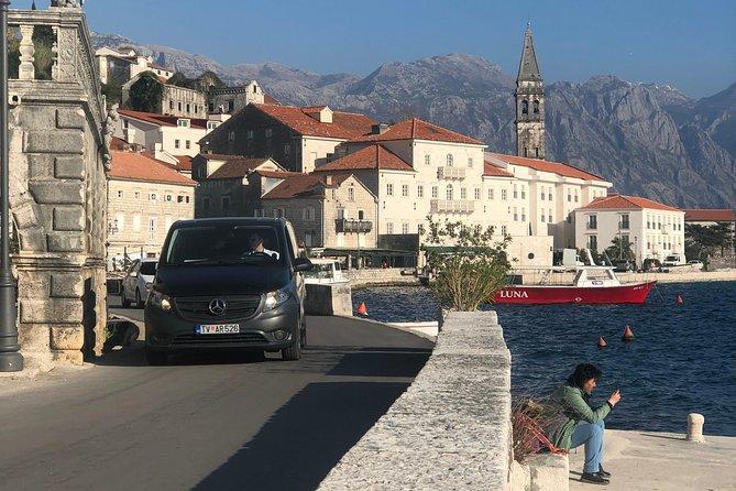 Private transfer Tivat(Kotor)-Podgorica