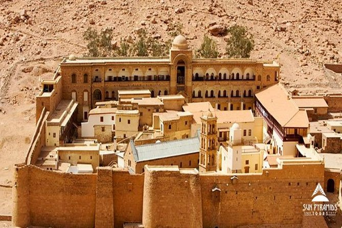 Overnight Trip to St. Catherine Monastery and Mount Sinai photo 7